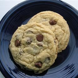 Ultimate High Altitude Chocolate Chip Cookies Recipe - If you're tired of having totally flat or stiff and tasteless chocolate chip cookies for the high altitude baker, then this is the recipe for you! If you like firmer cookies, increase the flour by 1/4 cup.