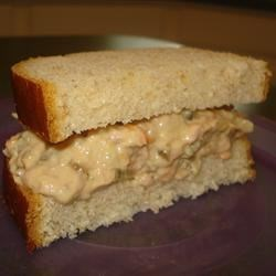 Sweet Sweet Tuna Salad Recipe - A delicious tuna salad with a tangy, sweet bite from honey mustard.