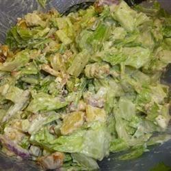 Holiday Ceasar Salad