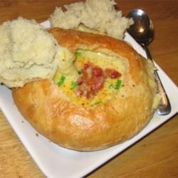 Cheesiest Potato Soup