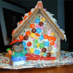 Jon's Gingerbread House