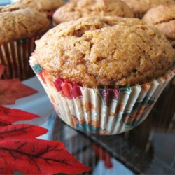 Pumpkin Muffins II Recipe and Video - These wonderful spicy muffins are the perfect treat for an autumn afternoon.