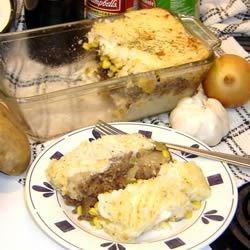 Shepherd's Pie mjjk's way :-)