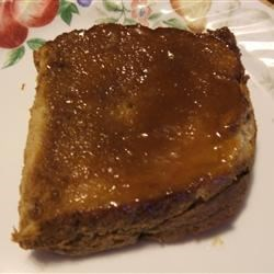 Overnight Caramel French Toast