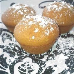 Leftover Pumpkin Pie mix Muffins