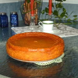 Impossible Pumpkin Pie II Recipe - This is one of the 'impossibles' that we all love. A pumpkin pie that makes its own crust!