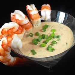 Remoulade Sauce a la New Orleans Recipe - Top your crab, shrimp, lobster, salmon dishes, or seafood po' boy sandwiches with this wonderful cold sauce that has its origins in France and was then popularized in New Orleans.