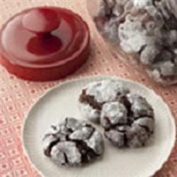 Paula Deen's Chocolate Gooey Butter Cookies