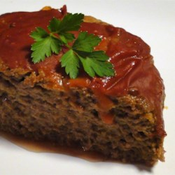 Savory Meatloaf Recipe - This perfectly flavored meatloaf creates plenty of savory pan drippings for a tasty gravy.