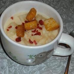 Aaahh! Potato Soup