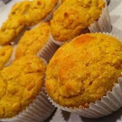Easy, Speedy Corn Muffins