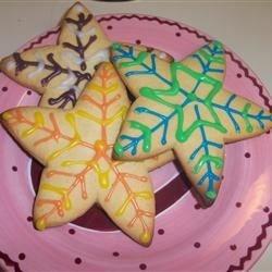 Gramma's Sugar Cookies