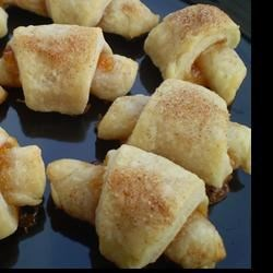Rugelach III Recipe - A melt in your mouth cookie with an apricot filling that people beg for every year.