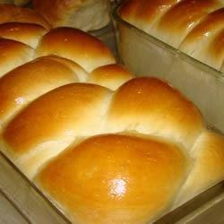 Amish bread braid