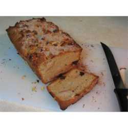 Chocolate Apple Bread Recipe -   This is a gently-spiced and chunky apple quick bread that features a scattering of chocolate chips throughout and a chopped walnut topping.