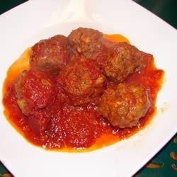 Make-Ahead Meatballs