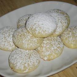 Lemon Snowballs Cookie