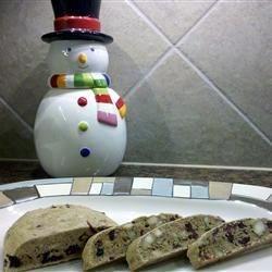 Whole Wheat Biscotti