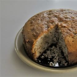 Whiskey Cake I Recipe - This excellent recipe uses cake mix and whiskey to make a very moist and tasty yellow cake.