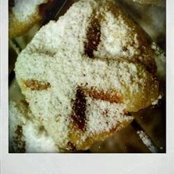 Anise Waffle Cookies