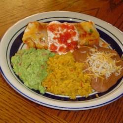 Gerry's Chicken Enchilada's II