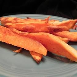 Baked Sweet Potato Sticks Photos - Allrecipes.com