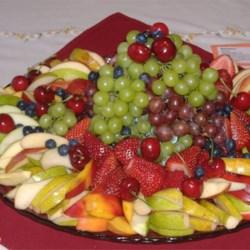 Gigantic Pile of Fruit