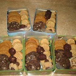 Christmas cookies for neighbors!