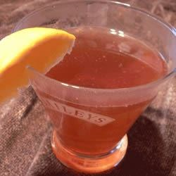 Hot Toddy Recipe - A great evening relaxer when you need something to help relieve that irritating cold.
