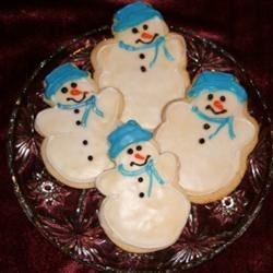 "Starr's Soft Sugar Cookies Recipe - Old and young alike love these big, moist cookies, they are good ""keepers"". They stay soft for days if properly stored in an air-tight container. I think the buttermilk is the key ingredient."