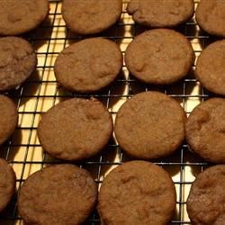 Moravian Spice Cookies Recipe - This recipe makes crisp and spicy wafer-like ginger cookies.