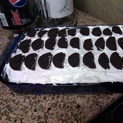 Oreo Tres Leches Cake