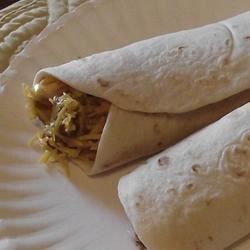 No Bull Burritos Recipe - These are wonderfully different and so good. I like to serve them with Mexican rice. Customize by adding more of your favorite burrito fillings to this basic recipe, such as tomato, lettuce, sour cream or guacamole.