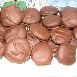 Chocolate Peppermint Candies