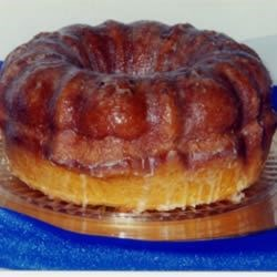 the infamous rum cake