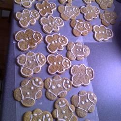 Gingerbread People Recipe - Every child in the neighborhood has requested this recipe for their Mom. I haven't found a recipe that compares!