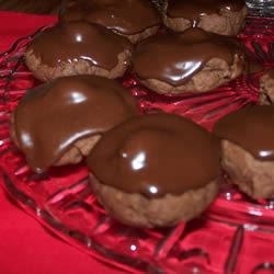 Double Chocolate Cherry Cookies