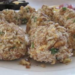 Crunchy Chicken Balls