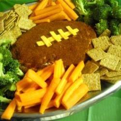 football cheeseball
