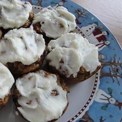 Pumpkin Muffins I