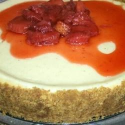 perfect cheesecake!