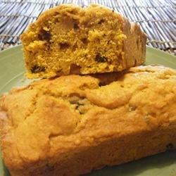 Pumpkin Chip Loaf