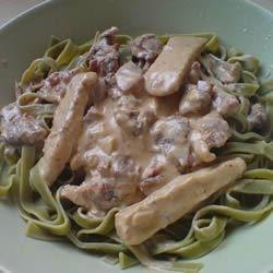 Chicken Milano