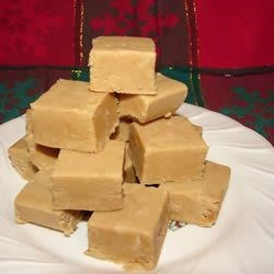 Peanut Butter Fudge III Recipe - An easy recipe for peanut butter fudge. This uses real peanut butter, not peanut butter chips.