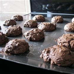 Coco's Double Chocolate Cookies