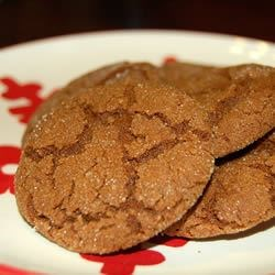Grandma's Gingersnaps Recipe - A classic recipe for a gingersnap cookie. Simple and quick to make, this recipe is a great last-minute treat.