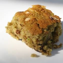 Green Tomato Cake Recipe - This is a moist, spice-type cake...a good way to use some of those extra green tomatoes before frost hits.