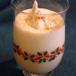Eggnog I Recipe - No Christmas is complete without eggnog! Now you can make your own with this recipe using eggs, cream, and sweetened condensed milk.