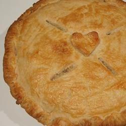 Basic Flaky Pie Crust