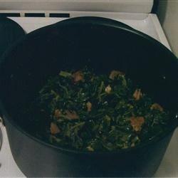 Collard Greens and Smoked Turkey